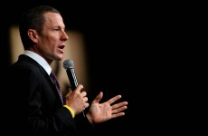 Lance Armstrong returns Olympic bronze medal