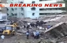 Up to 70 people trapped after Mumbai building collapse
