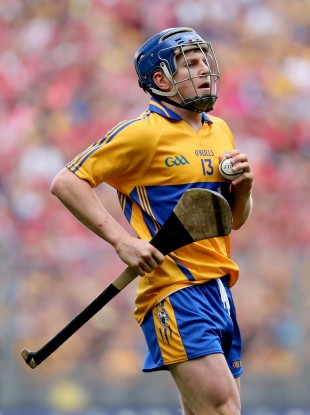 Podge Collins has been a star of an epic hurling year.