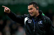 Pat Lam 'happy but certainly not satisfied' after first Connacht win
