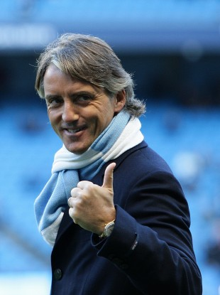 Go east: the former Man City boss may pitch up in Istanbul.