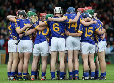 All change: There are new minor and U21 hurling managers in Tipperary.