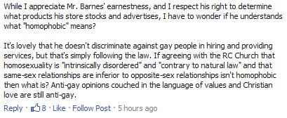 gay marriage essay yahoo