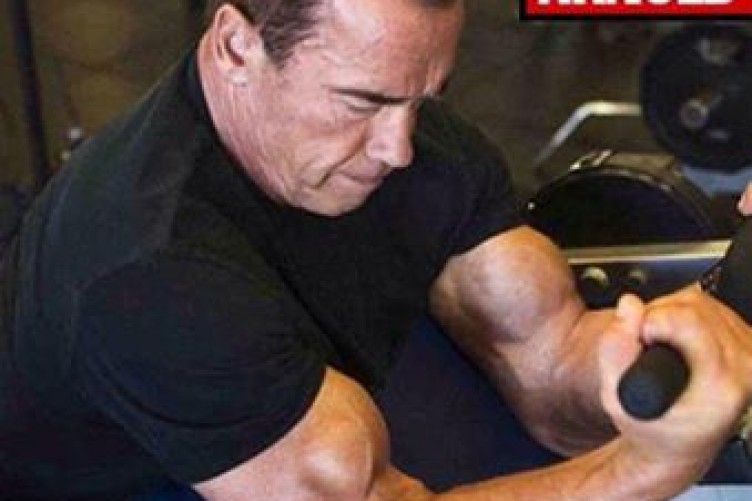 Arnold schwarzenegger the daily edge arnold schwarzenegger is 66 and still in better shape than you malvernweather Image collections