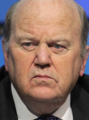 Michael Noonan this evening