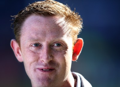 Colm Cooper Colm Cooper Ill be back next year in green and gold whether they