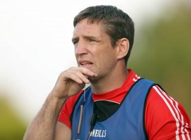 Armagh's Kieran McGeeney.