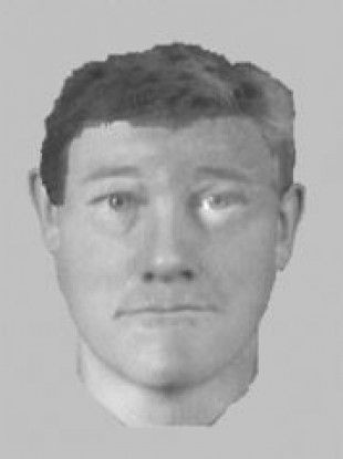 Image of man police wish to talk to about the incident.