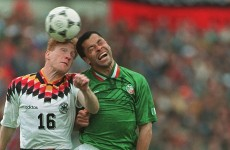History lesson: The day Ireland defeated Germany in their own back yard