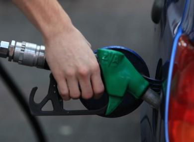 Using a fuel pump