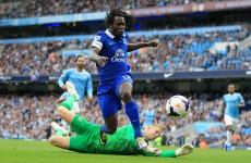 As it happened: Man City v Everton, Premier League