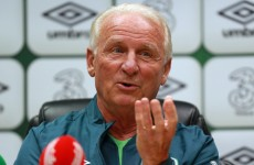 Trapattoni: 'In a nation that doesn't have its own football League, I think I did a good job'