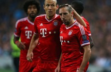 Man City outclassed at home by brilliant Bayern