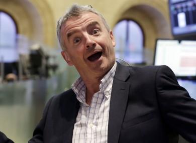 Ryanair CEO Michael O'Leary