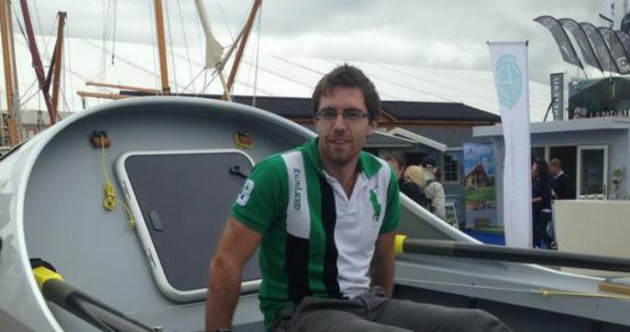 Meet the man attempting to become the first Irish person to row 2,100 miles across the Pacific Ocean
