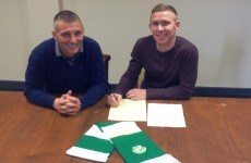 Three is the magic number as Rovers land Conor Kenna from Pat's