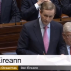 """""""It does not mean any windfall of cash. It won't mean that our economic and financial challenges are over.""""  — Taoiseach Enda Kenny told the Dáil that the decision to exit the bailout programme without a precautionary credit line was the right one. <span class="""
