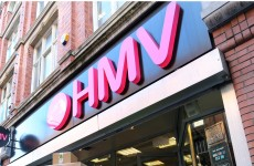 HMV opens another new Irish store today — this time online