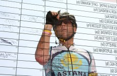 'Miracle' needed to reopen Armstrong case: WADA