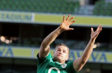 Great expectations not impacting group focus — Heaslip