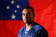 Fotuali'i to lead strong Samoan team against Ireland