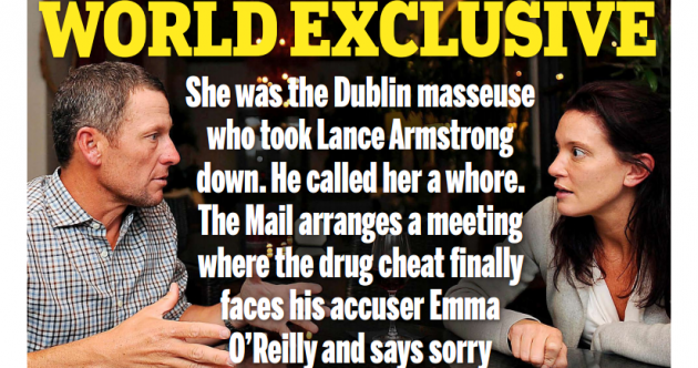 Irish soigneur Emma O'Reilly finally gets Lance Armstrong apology