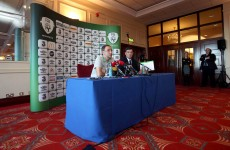 O'Neill won't rush any decisions before Latvia friendly