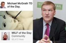Fianna Fáil TD 'definitely did not like MILF page' on Facebook