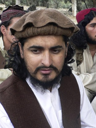 Hakimullah Mehsud was one of five people killed in a drone strike yesterday.