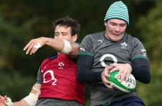 Back to basics for Ireland at the line-out
