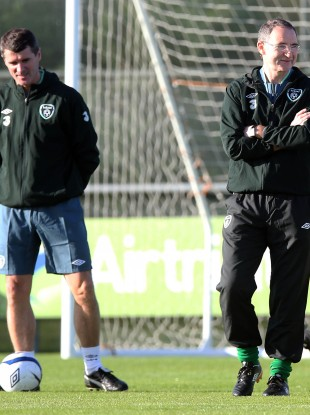 Roy Keane believes Ireland should have achieved better results under the previous regime.