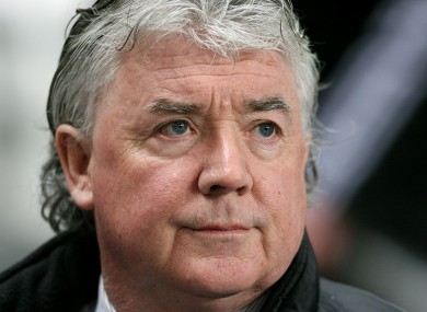 Joe Kinnear has received much criticism from Newcastle fans during his time as Director of Football.