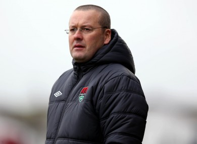 Dunne was in charge of Cork City last season.