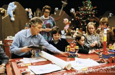 Are you one of these toy testers from the 1980 Toy Show?
