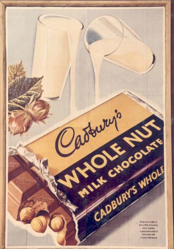 cadburys adverts Please note that the collected date is when we added the commercial to our library there are just a few vintage ads here which would have first aired before that date.