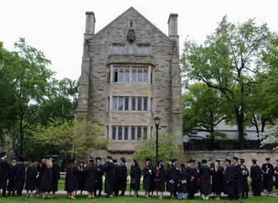 Yale campus. (File photo)