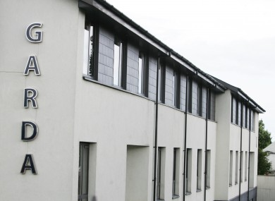 Blanchardstown Garda Station where the man arrested this morning is being held.