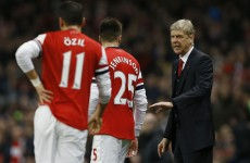 Arsenal paid the price for second place, admits Gunners official