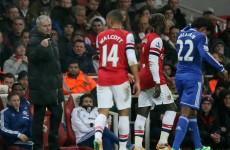 'They like to cry' – Mourinho slams Arsenal