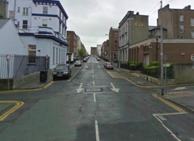 Lower Glentworth Street in Limerick (File photo)