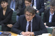 Guardian editor defends publication of NSA leaks in the face of tough questioning