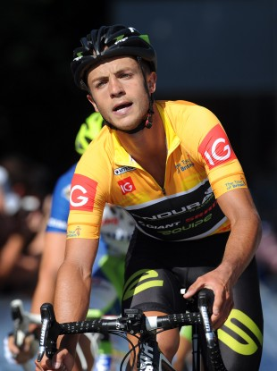 Tiernan-Locke: won the 2012 Tour of Britain before signing for Sky.