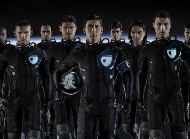 The Galaxy 11 team.
