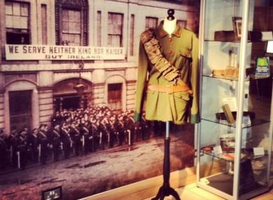 Irish Volunteers Exhibition.