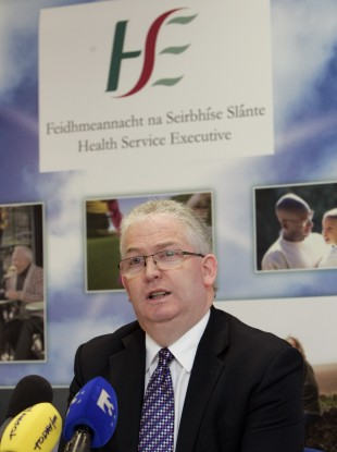 Director General of the HSE, Tony O'Brien.