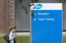 "Pfizer staff to meet this morning for company ""announcement"""