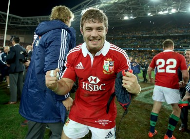 Leigh Halfpenny is set to be playing his club rugby in France next season.