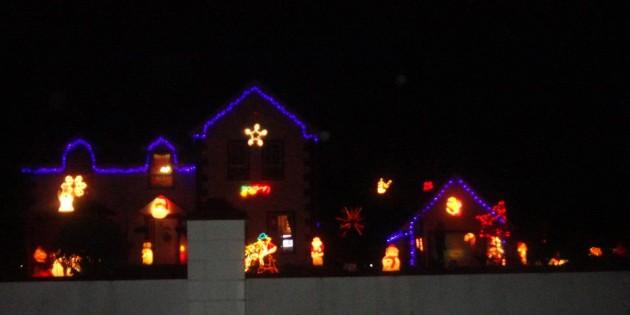 christmas lights galway