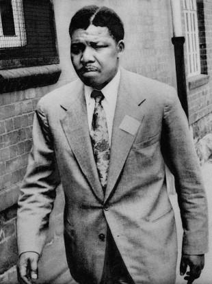 Nelson Mandela in 1961 aged 42.