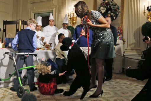 Obama White House Christmas